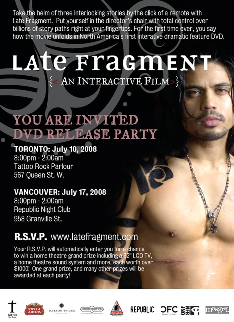 LateFragment DVD Release Party